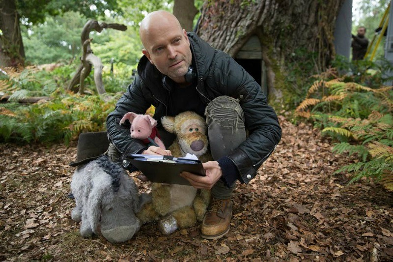 Talking To Marc Forster About Bringing Pooh Back To Life In Disney's Christopher Robin