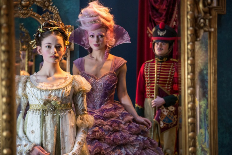 New Poster And Trailer Just Released For The Nutcracker And The Four Realms