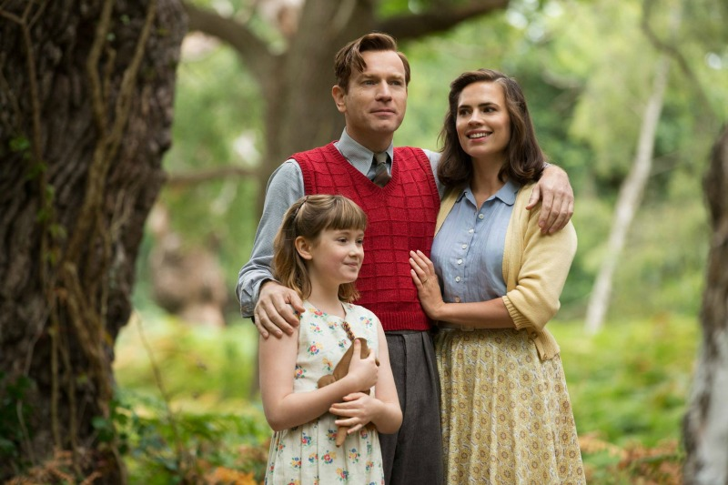 Talking Strength, Compassion, and Jet Skis With Disney's Christopher Robin's Hayley Atwell