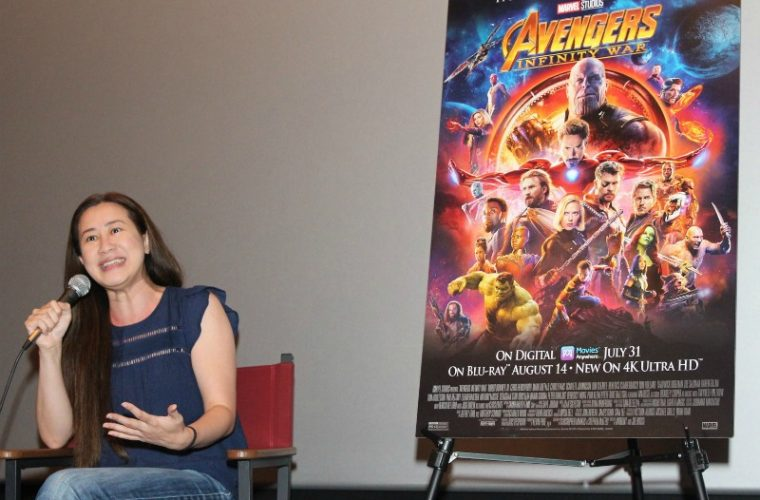 Trinh Tran Talks About Leading The Way For Women In The Marvel Universe