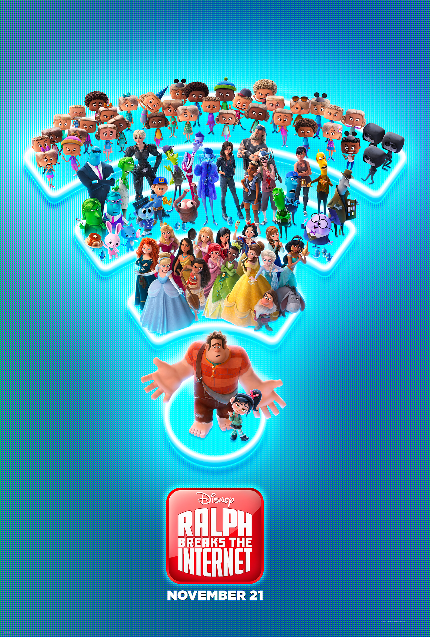 Come Along As We Explore Wreck It Ralph: Ralph Breaks The Internet