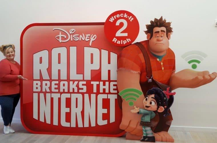 Come Along As We Explore Wreck It Ralph: Ralph Breaks The Internet