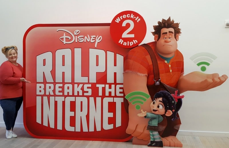Come With Me Behind The Scenes of Ralph Breaks The Internet