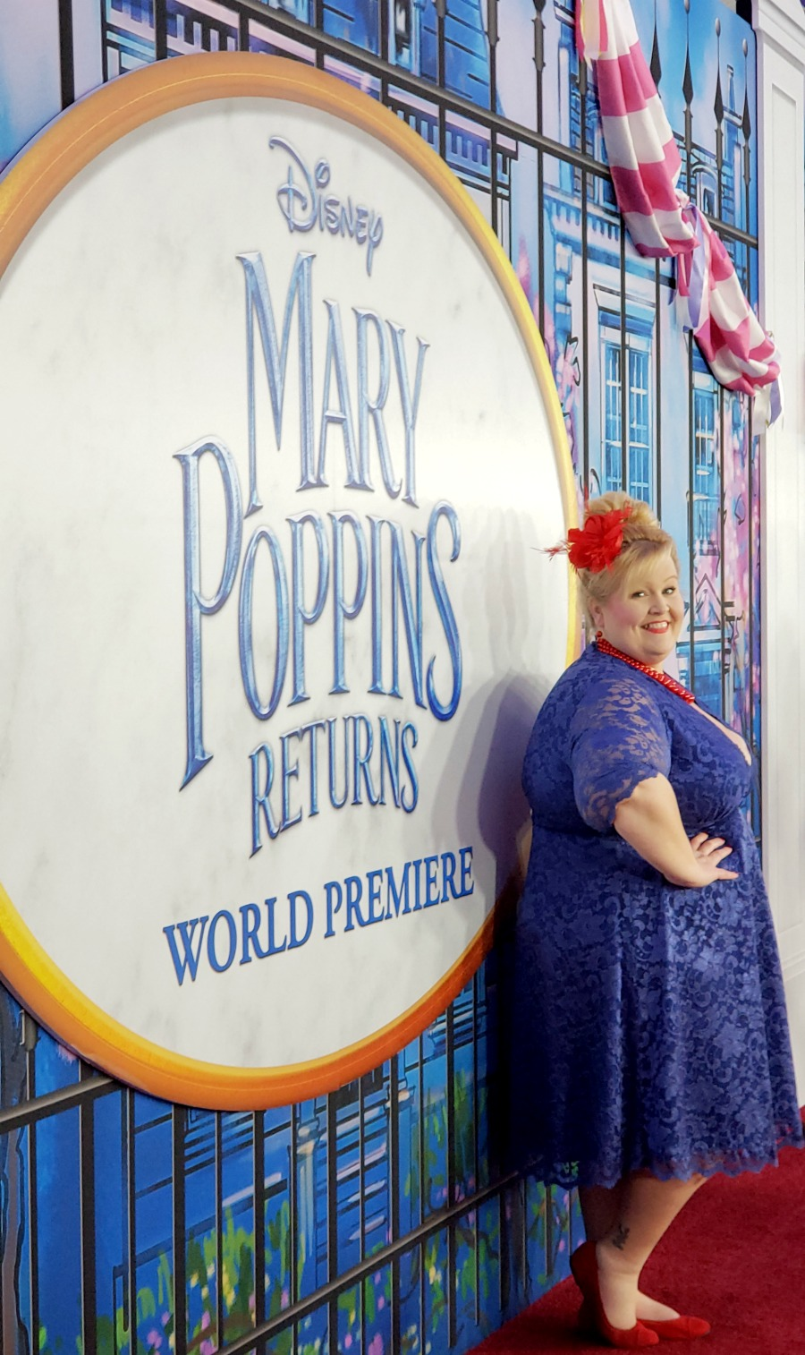 The Mary Poppins Returns Red Carpet Was Practically Perfect In Every Way