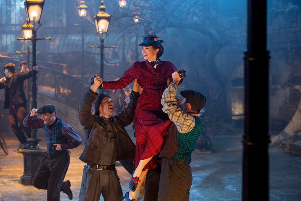 Take A Look At The Musical Magic in Disney's Mary Poppins Returns