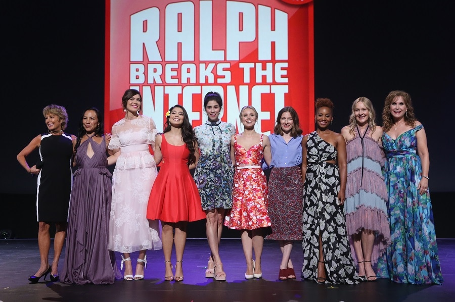 Ralph Breaks The Internet With The Disney Princesses And Oh My Disney Dot Com