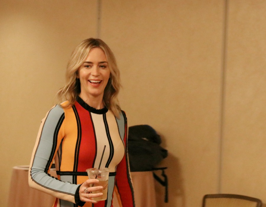 Find Out How Emily Blunt Prepared To Take On The Role Of Mary Poppins