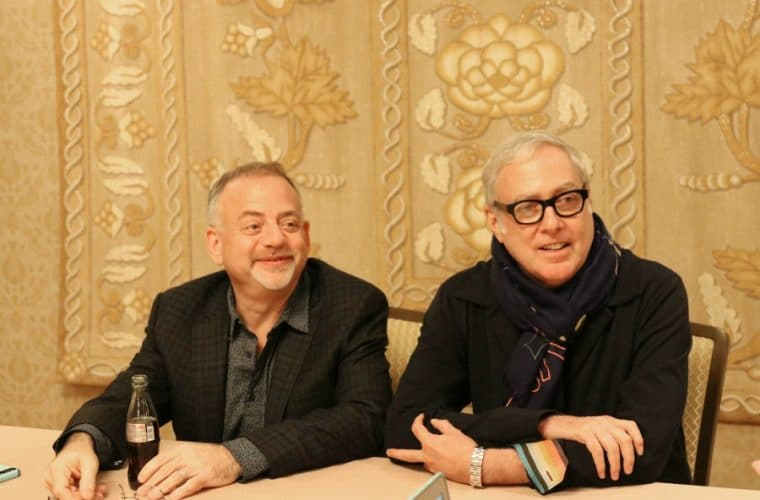 Talking with Marc Shaiman And Scott Wittman About The Magic Behind The Music In Mary Poppins Returns
