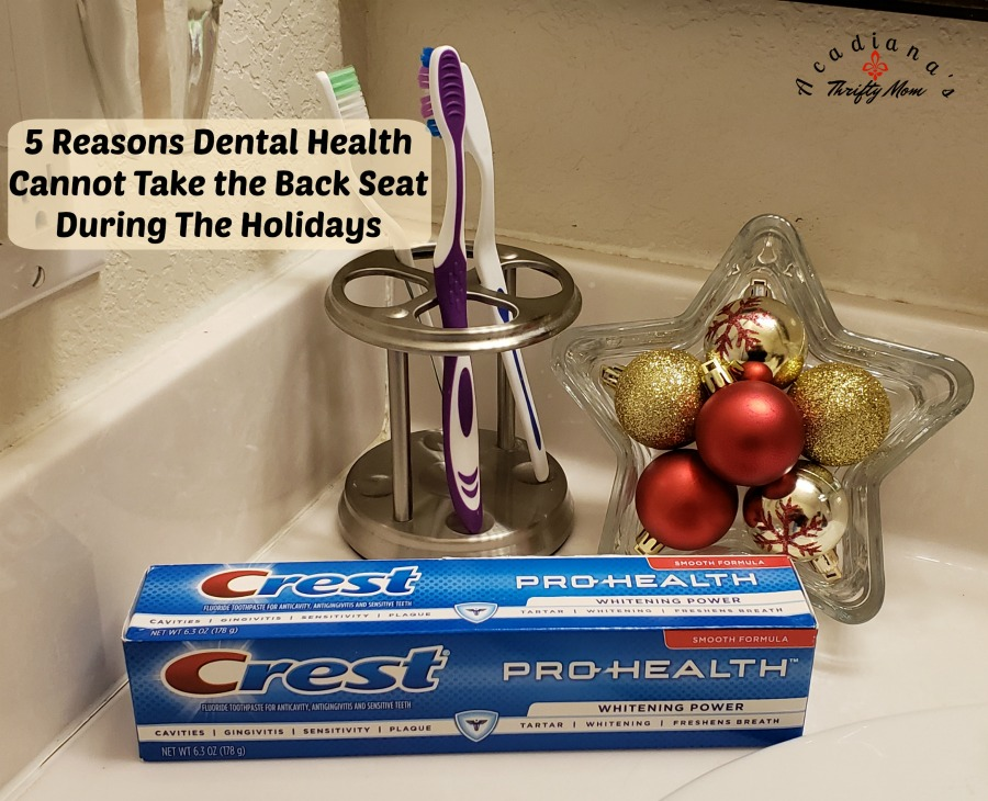 5 Reasons Why Dental Health Cannot Take the Back Seat During The Holidays