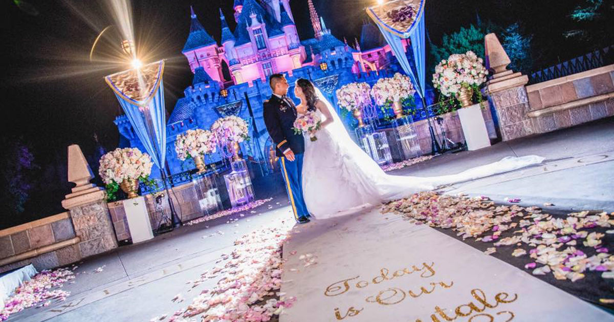Pop Up Santa and Disney's Fairy Tale Weddings On Freeform Will Leave You With All The Holiday Feels