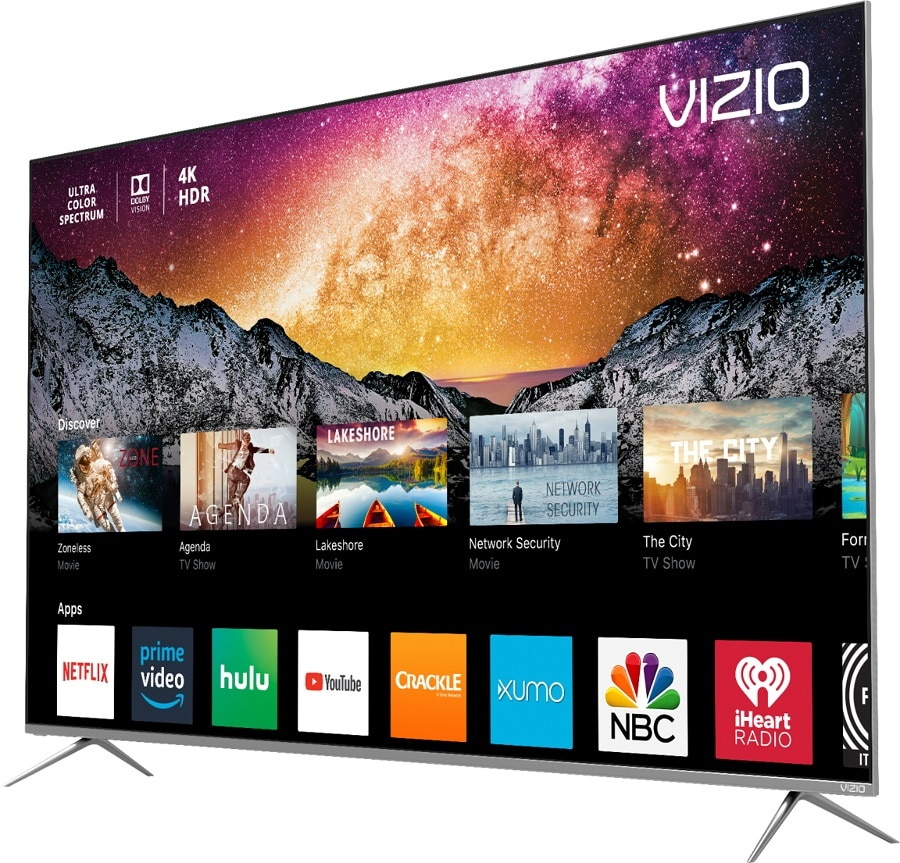 Get Pristine Clarity And Vivid Color With The VIZIO P Series 55 Inch 4K HDR Smart TV From Best Buy