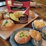 Celebrate National Soup Month With These Easy Cheesy Idahoan® Steakhouse® Soup Bowls