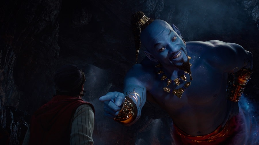 The New TV Spot For Disney's Live-Action Aladdin Is Everything!