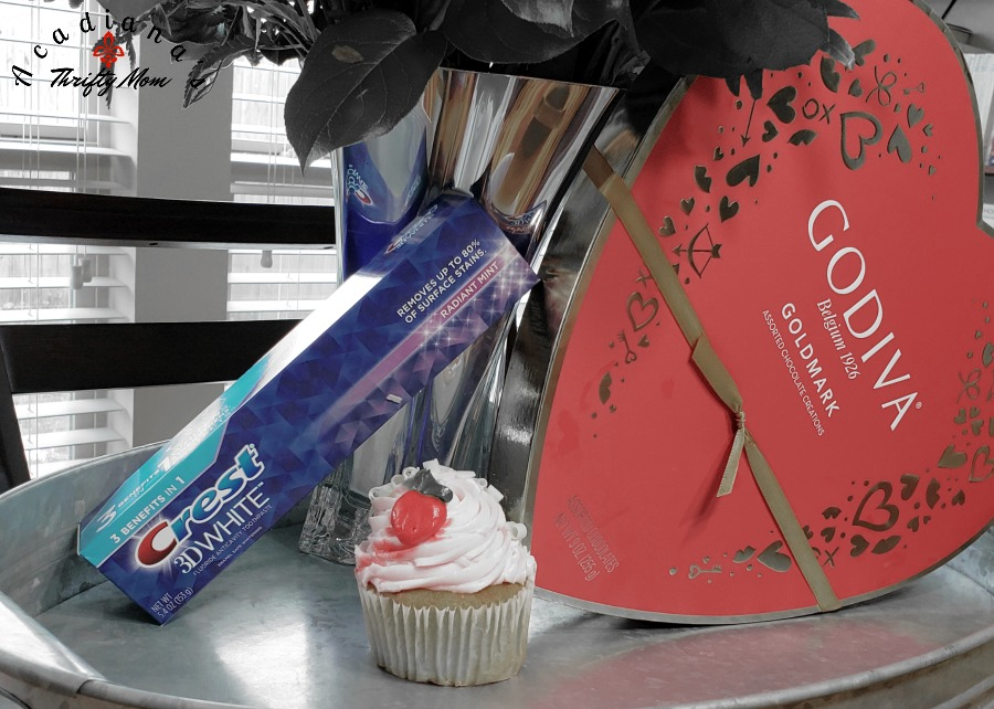 Roses Are Red. Chocolate's A Treat. Keep Crest Around To Make Your Breath Sweet.