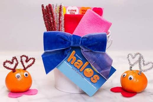 Celebrate Valentines Day With These Adorable Wonderful Halos Love Monsters