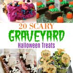 20 Scary Graveyard Halloween Treats