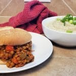 These Lentil Sloppy Joes and Cauliflower Mash Will Keep Your Budget and Family Healthy