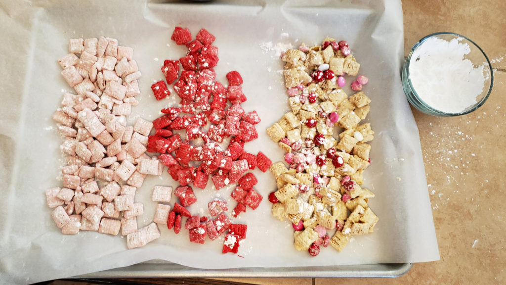 Valentine Muddy Buddies For Your Sweetheart